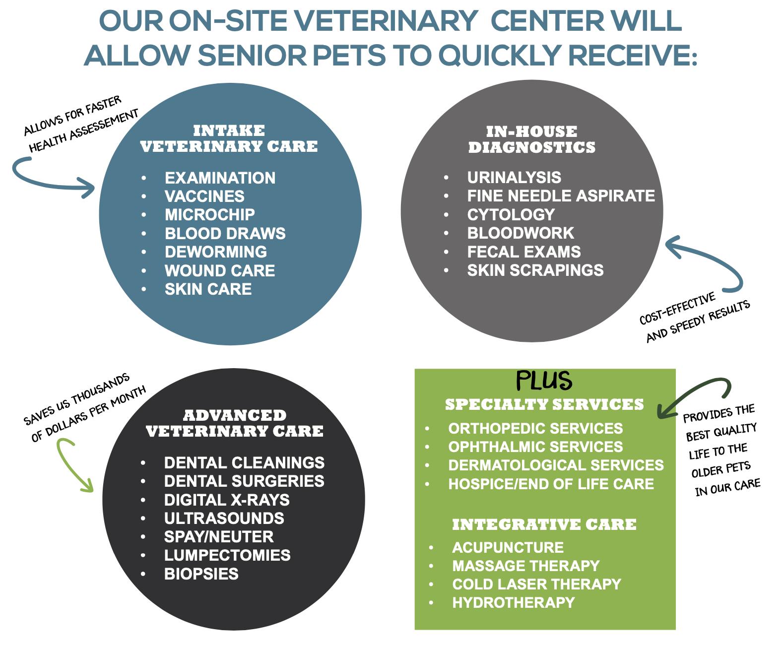 vet clinic goals