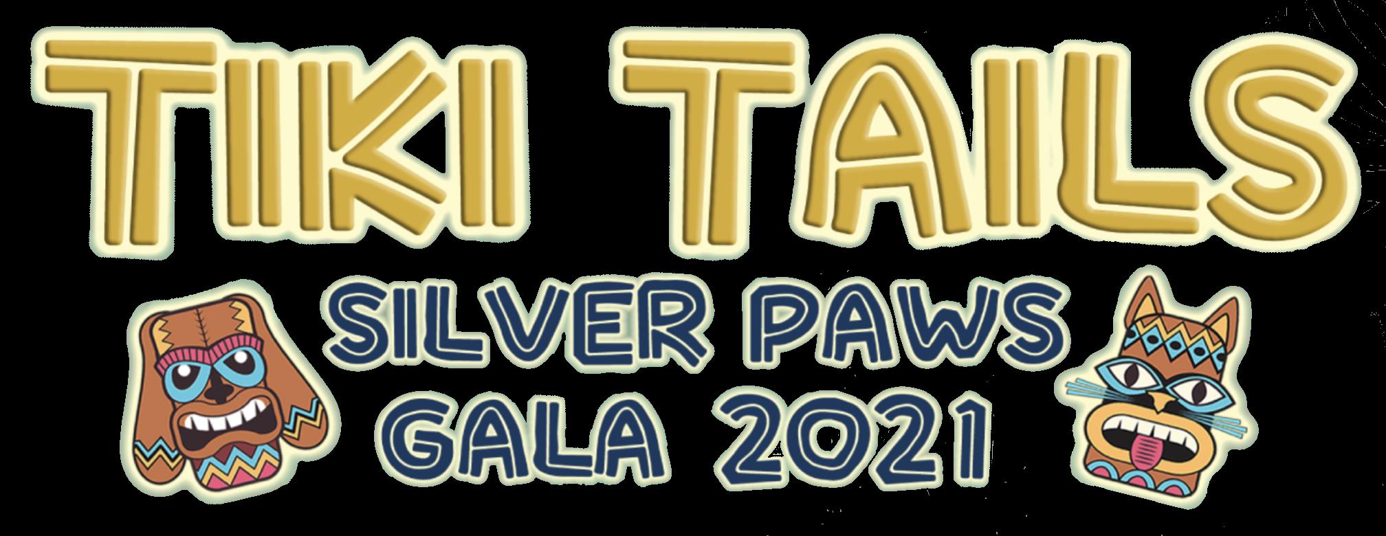tiki tails logo