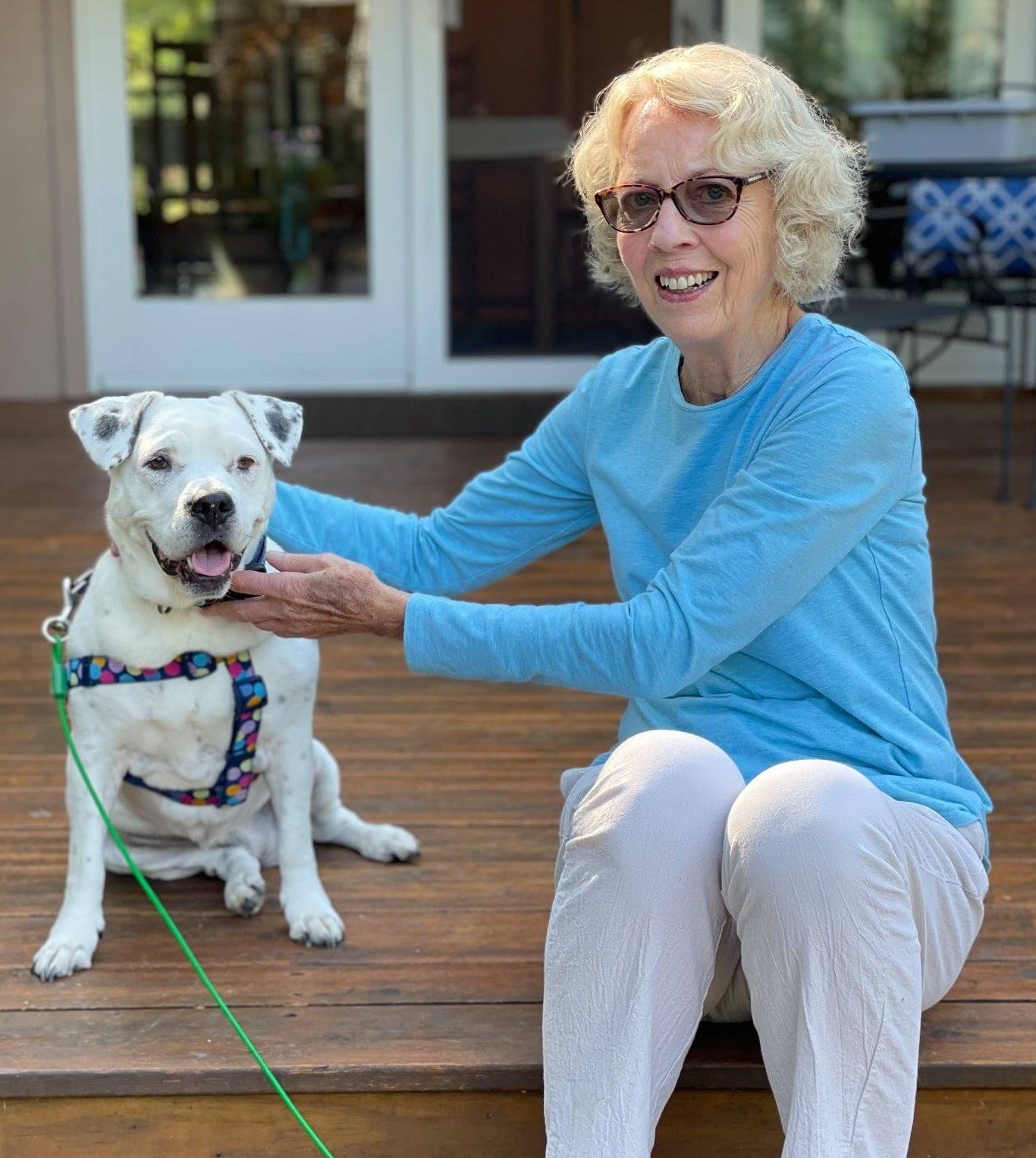 Blanca Adopted