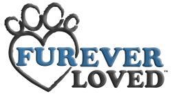 furever loved logo