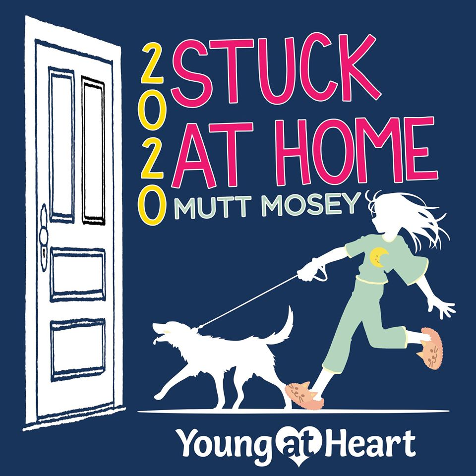 Virtual Mutt Mosey Fundraising Walk