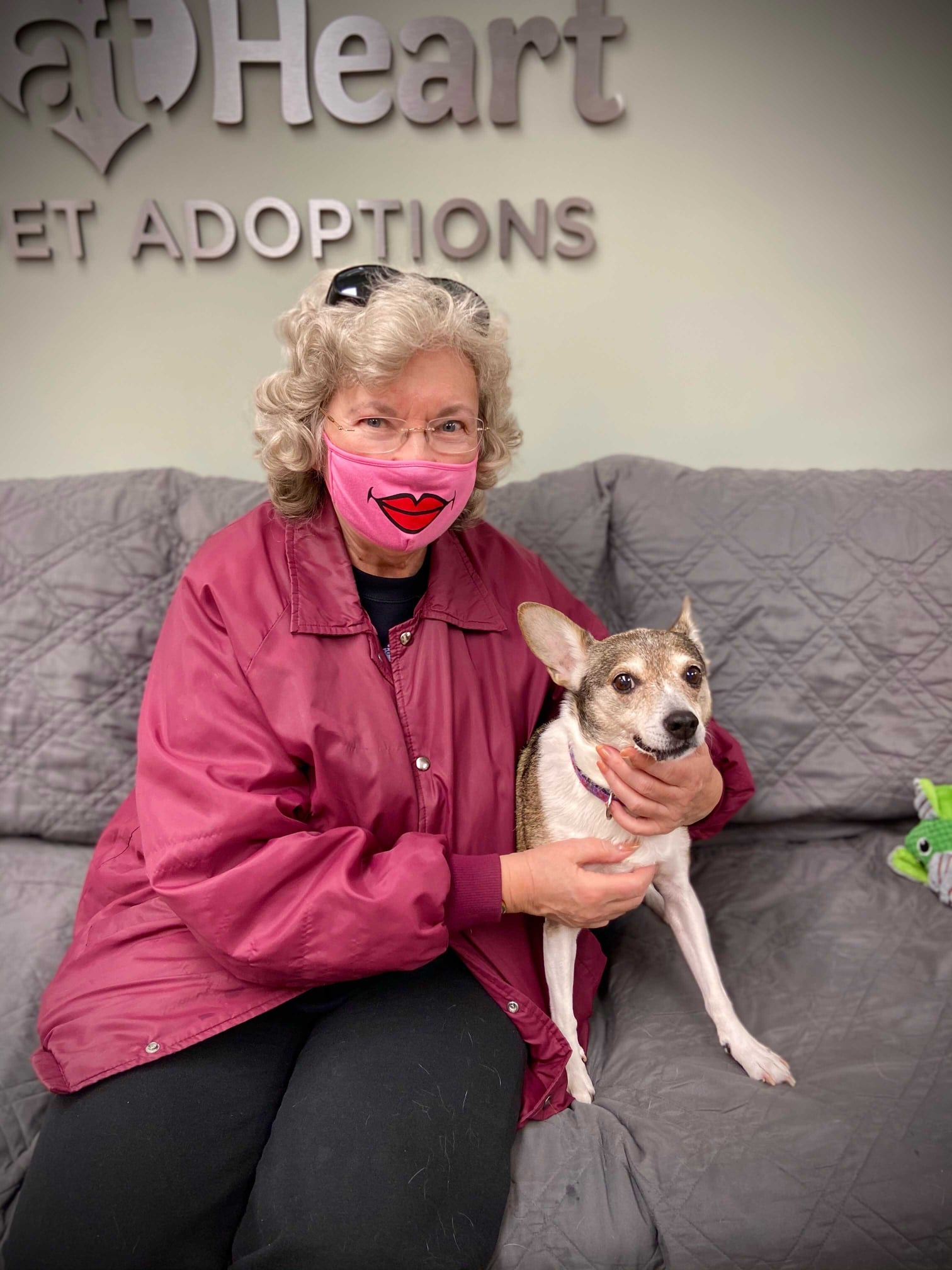 Pearl Adopted