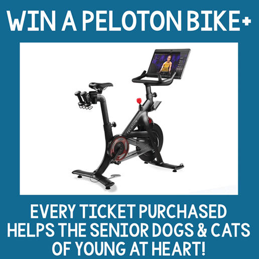 Win a Peleton Bike