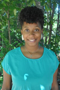 Bree Carrington, Family Services Intern