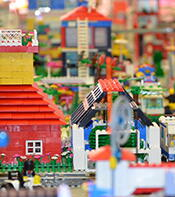 Lego Blitz Build Competition