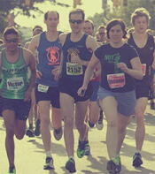 Not So Normal Half Marathon and 5K