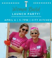 Women Build 2017 Launch Party