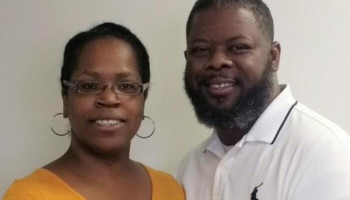 Desmond and Paula King