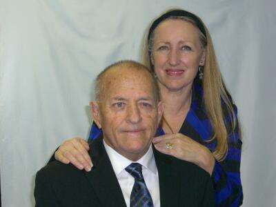 Keith and Rosemary Stuarte