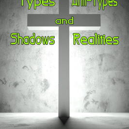 Types and Shadows. Anti-Types and Realities.