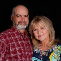 Pastor Billy and Brenda Hunter