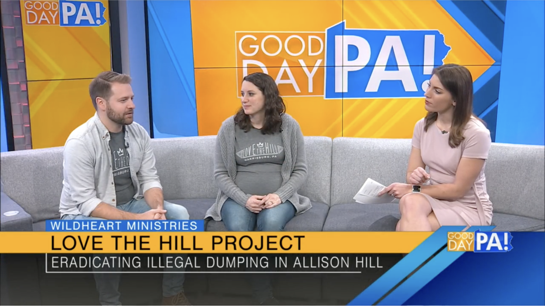 Volunteer, become an advocate in the effort to clean up Allison Hill (ABC 27)