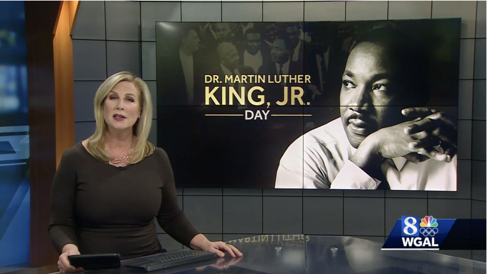 Community comes together for MLK Day of Service (WGAL 8)